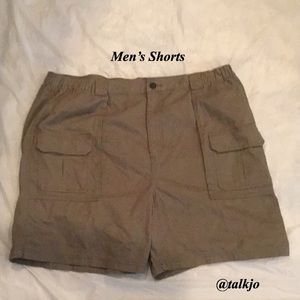 NWT Green Shorts Croft & Barrow 44